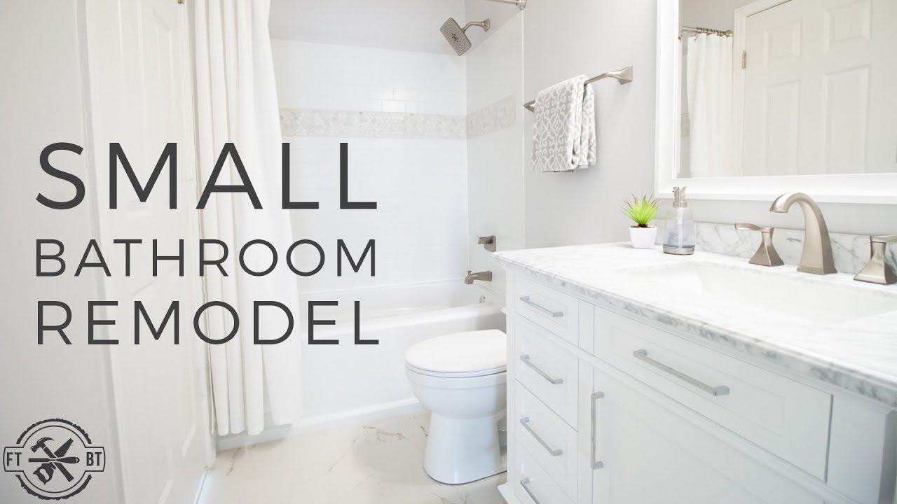 Small Bathroom Remodel Rumah Kita 123